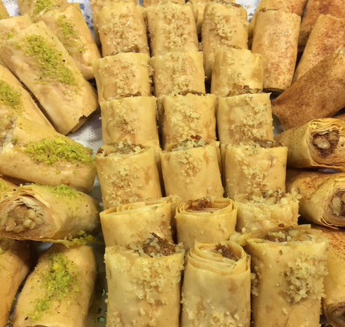 Mixed Baklava (60 pcs.)