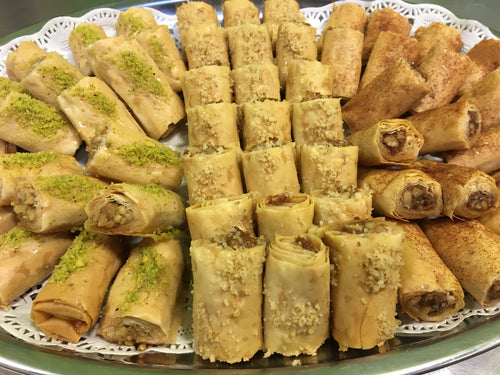 Mixed Baklava Party Plater
