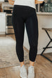 Capri Layer Leggings