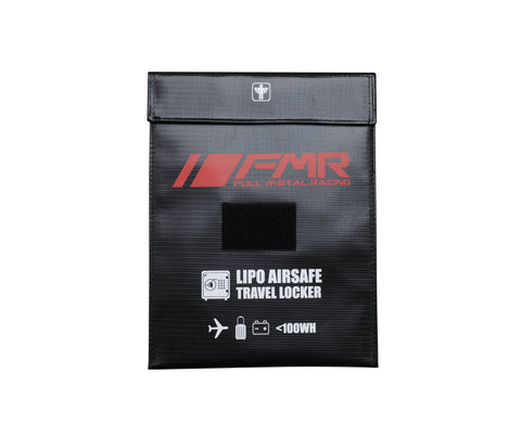 FMR AirSafe Travel Locker Lipo Bag - 168 Energy