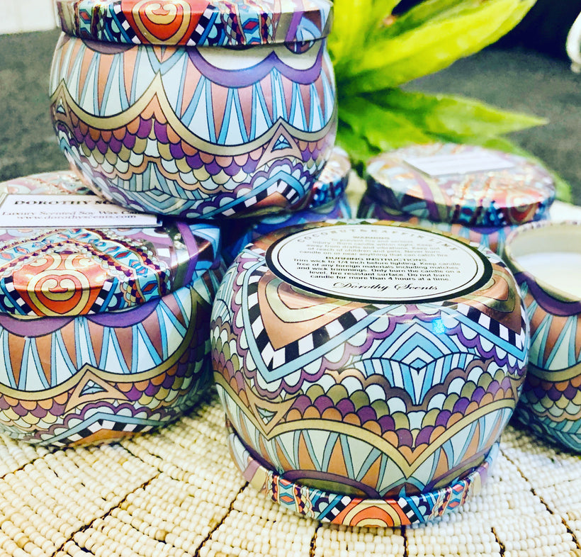 Moroccan Designer Jars  Collection