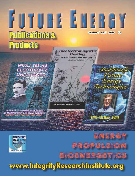 Emerging Energy books, reports and health devices