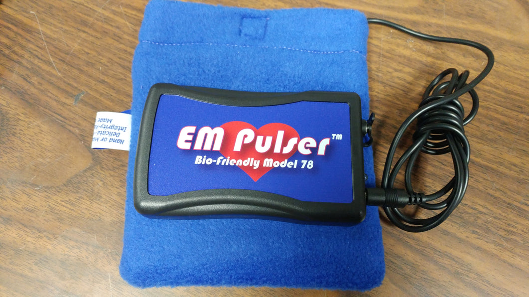 EM Pulser 78 with PulsePad Attachment