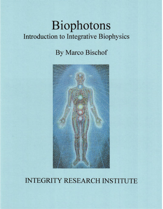 Biophotons   by Marco Bischof  Paperback