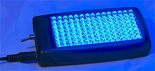 Blue Light LED Array  450 nanometers