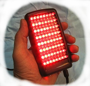 LED Dual Array Red/Near-InfraRed 850 snm & Red 660