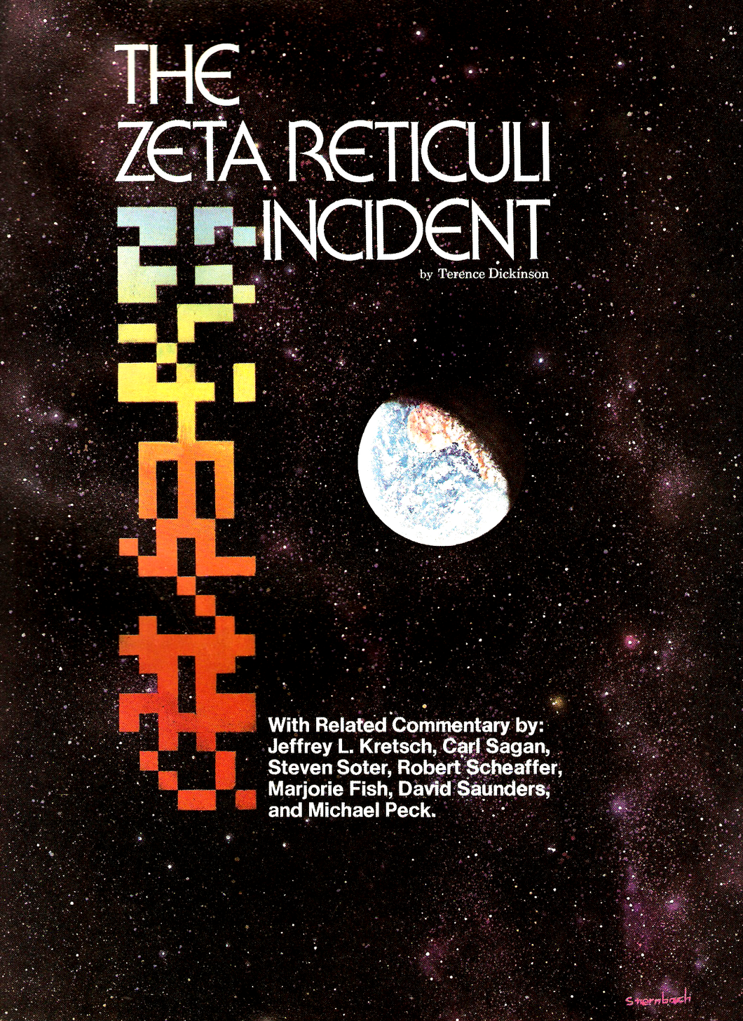 Zeta Reticuli Incident: The Star Map by the Hills