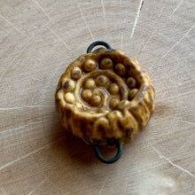 Spiral Focal Bead XII