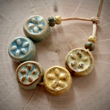 Tiny Blossoms Bead Set IV