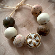 Earth Rustics Bead Set VI