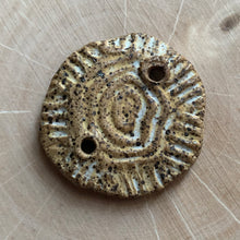 Textured Fossil Connector