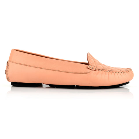 LW039- Language Castle Women'S Casual Pink Drivers