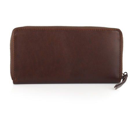 LG256 - Collezione Karie Women's Brown Wallet