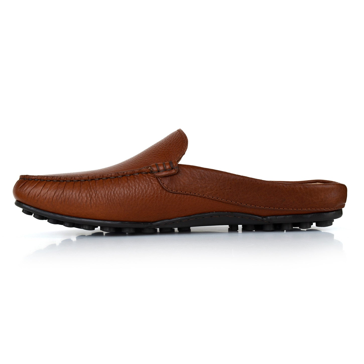 3098 - Language Lemas Men's Casual Tan Moccasins