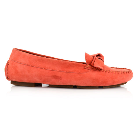 LW037- Language Bath Women'S Casual Peach Drivers