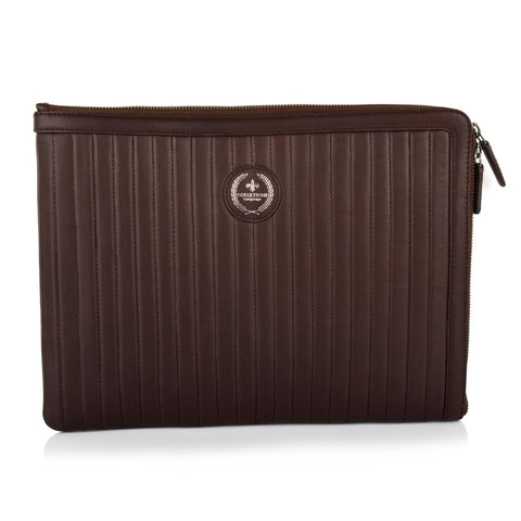 LG16035 - Collezione Kansas Unisex Dark Brown Sleeve