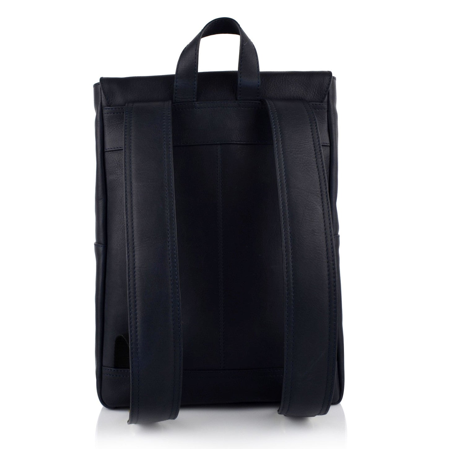 LG16040 - Collezione Miami Men's Navy Backpack Bag