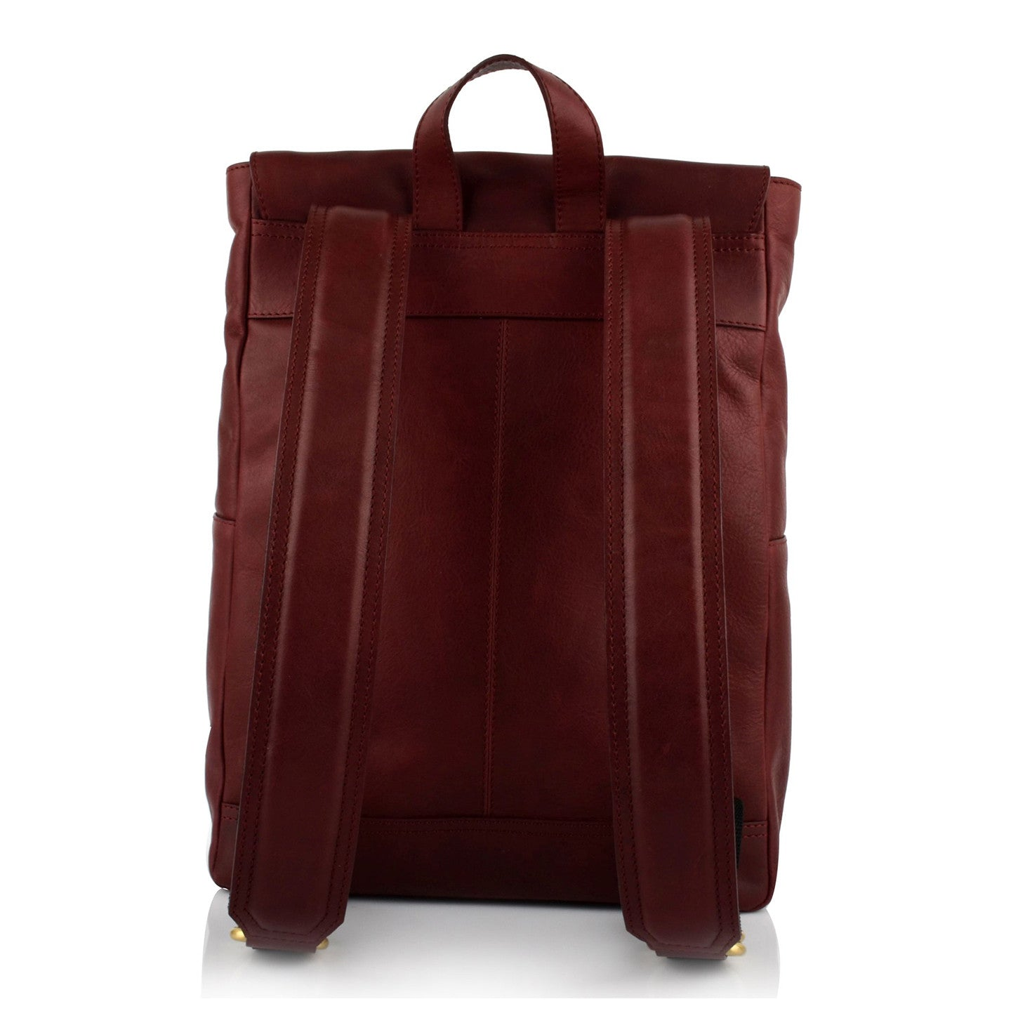 LG16040 - Collezione Miami Men's Bordo Backpack Bag