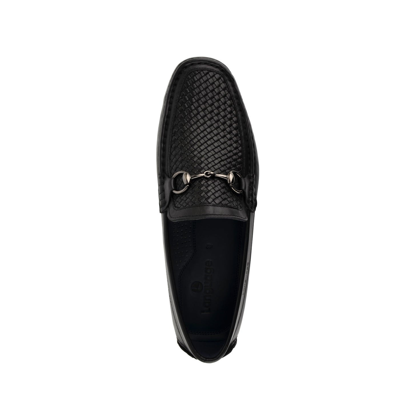 LM592 - Language Goya Men's Casuals Black Drivers
