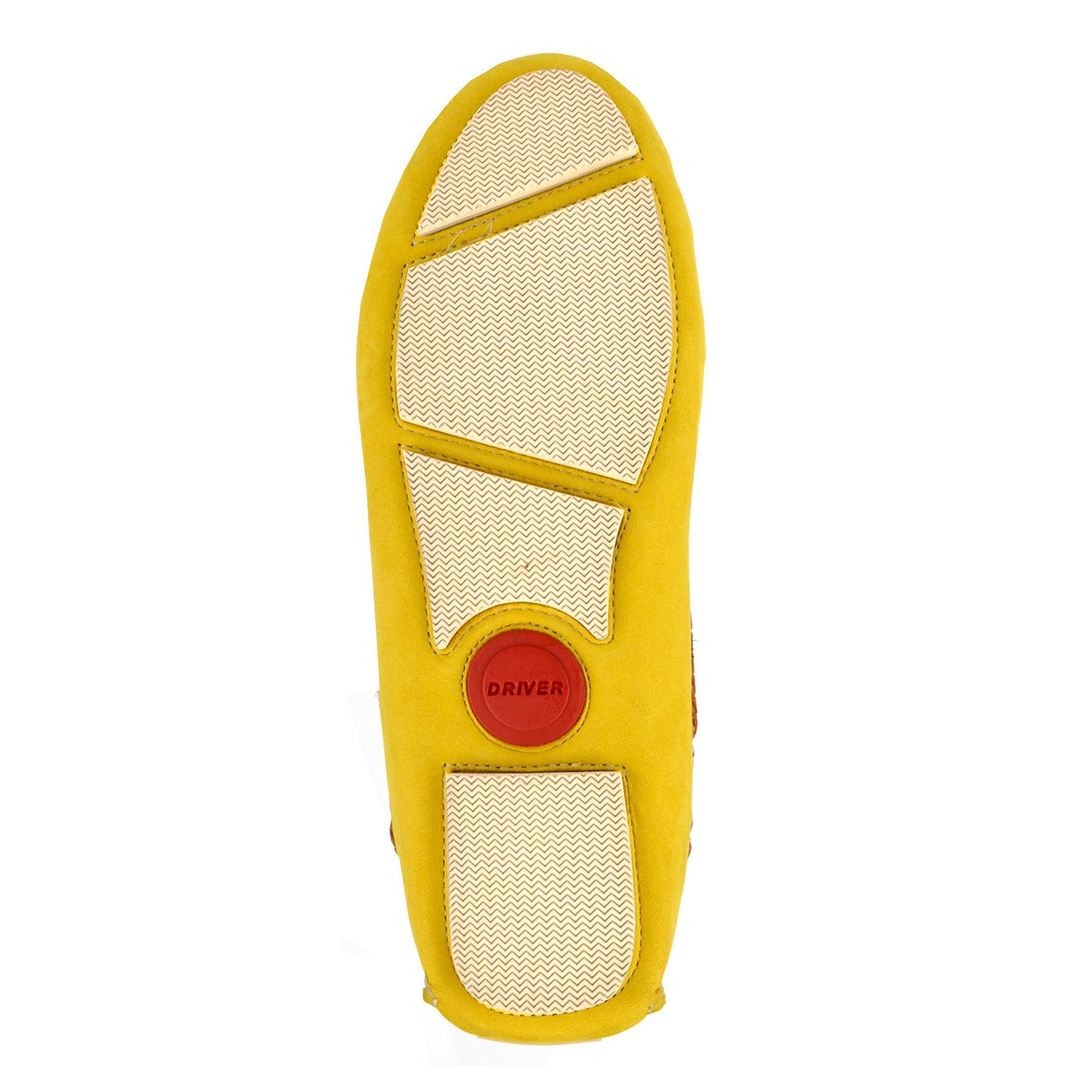LW031 - Language Rome Women's Casual Yellow Drivers