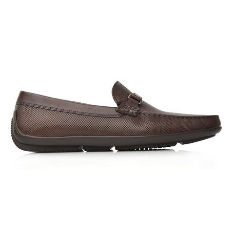 Lm970 Language James Men's Brown Casual Loafers