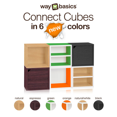 Poster Connect Cubes in 6 New Colors 072016 1
