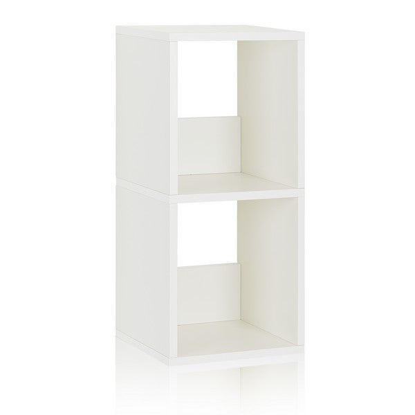 cheap for discount 6ad60 d5f14 2 Shelf Narrow Bookshelf in Natural - Formaldehyde Free ...