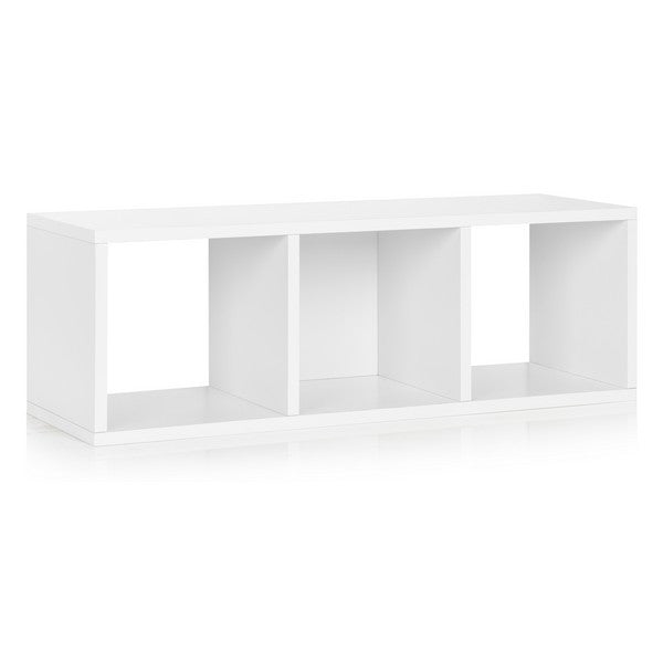 Pleasing 3 Cubby Stackable Storage Bench White Ocoug Best Dining Table And Chair Ideas Images Ocougorg