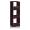 Trio Narrow Shelf, Espresso (pre-order ships 9/4)