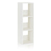 Trio Narrow Shelf, Natural White