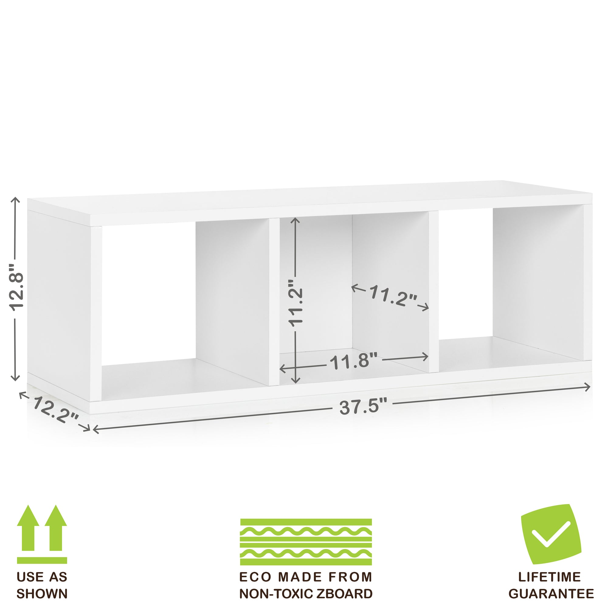 White Shoe Rack, White Storage Bench, White Shoe Storage, White Storage  Cubes,