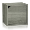grey bookshelves, grey storage cubes, grey cube storage, grey cubbies, grey cubby storage, grey storage cube, grey cube bookcase, grey stackable storage cubes, grey cube with door