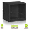 Connect 3 Cube, Black