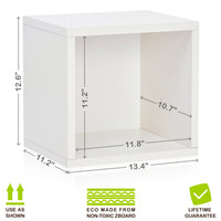 Connect 9 Cube, White (pre-order ships 9/7)