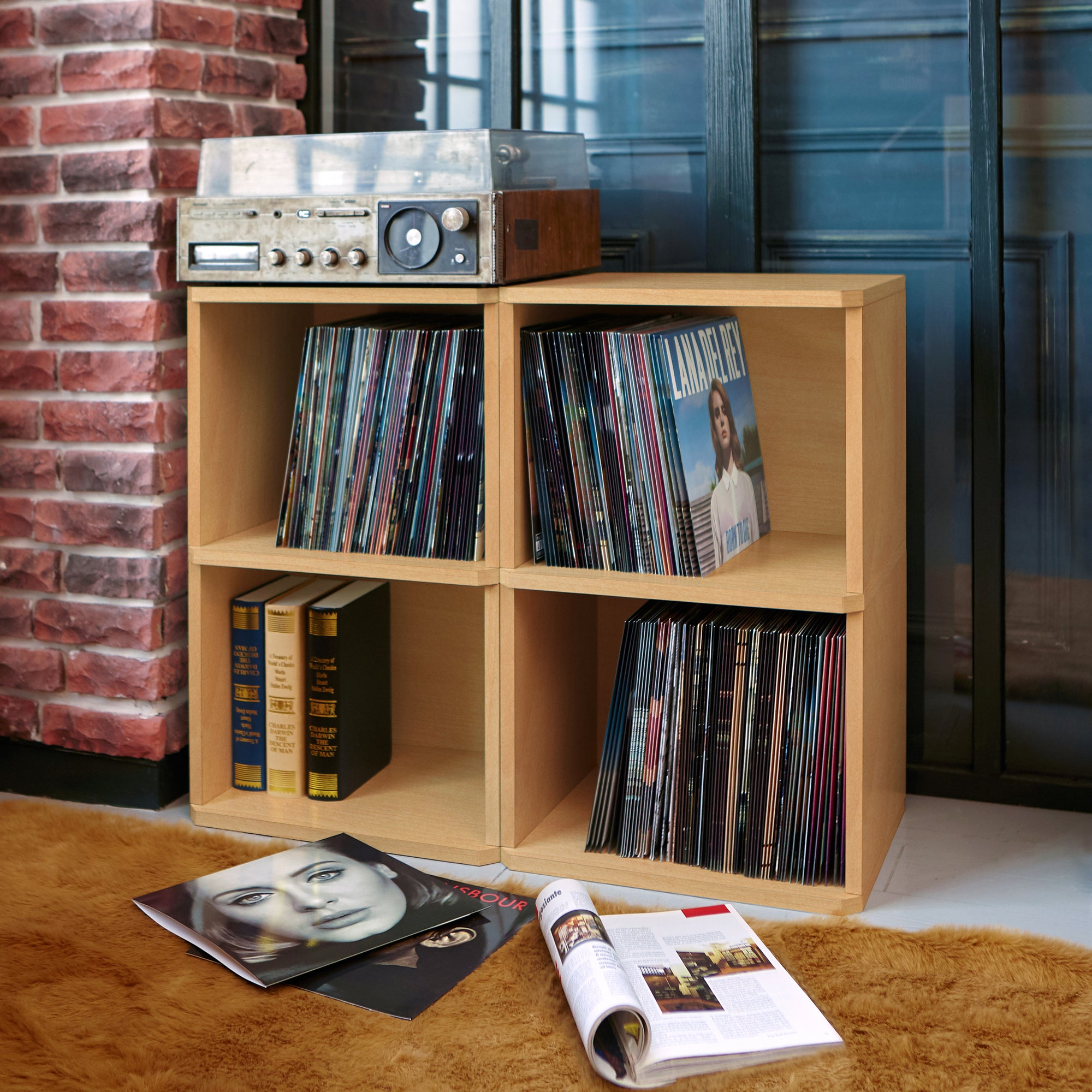zoom piping holder shelf floating wall hk vinyl steel listing il fullxfull record with storage en