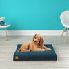Pup Pup Kitty Bliss Orthopedic Breatheable Pet Mat with NoFom cushion technology Medium, Blue (pre-order ships 1/27)