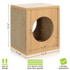 natural cat scratcher cube, natural cube cat scratcher house, natural diy cat scratcher, natural best cat scratcher, natural modern cat scratcher cube, natural cat scratcher house, natural cat scratcher lounge, natural cat scratcher box, natural sisal cat scratcher