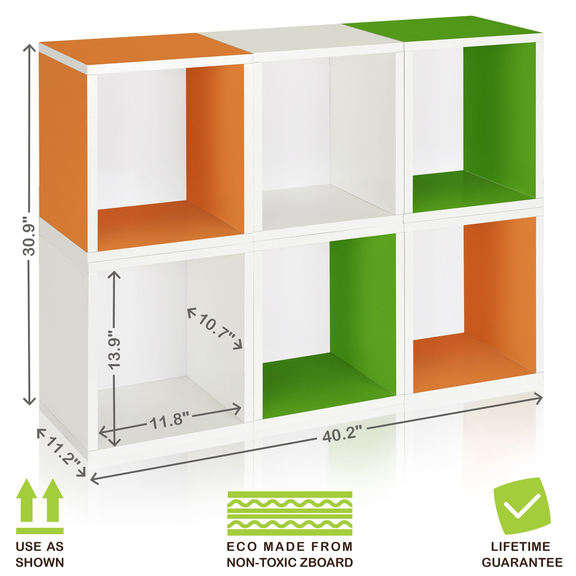Kids Bookshelves, Kids Storage Cubes, Kids Cube Storage, Kids Cubbies, Kids  Cubby