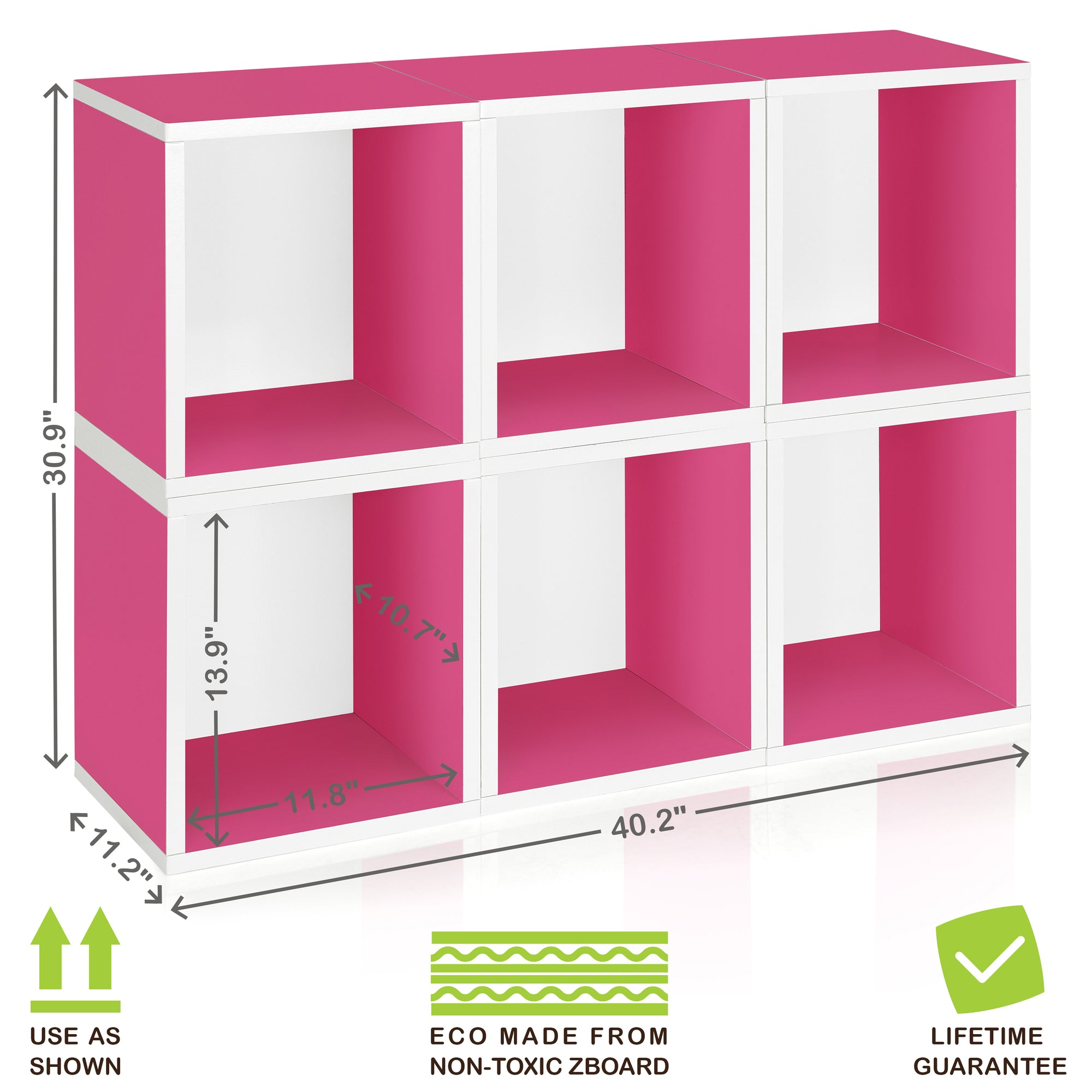 dimensions cubby products cubes pink way storage and cube stackable basics mcp pk callouts ps bookcase bookshelves cubbies modular