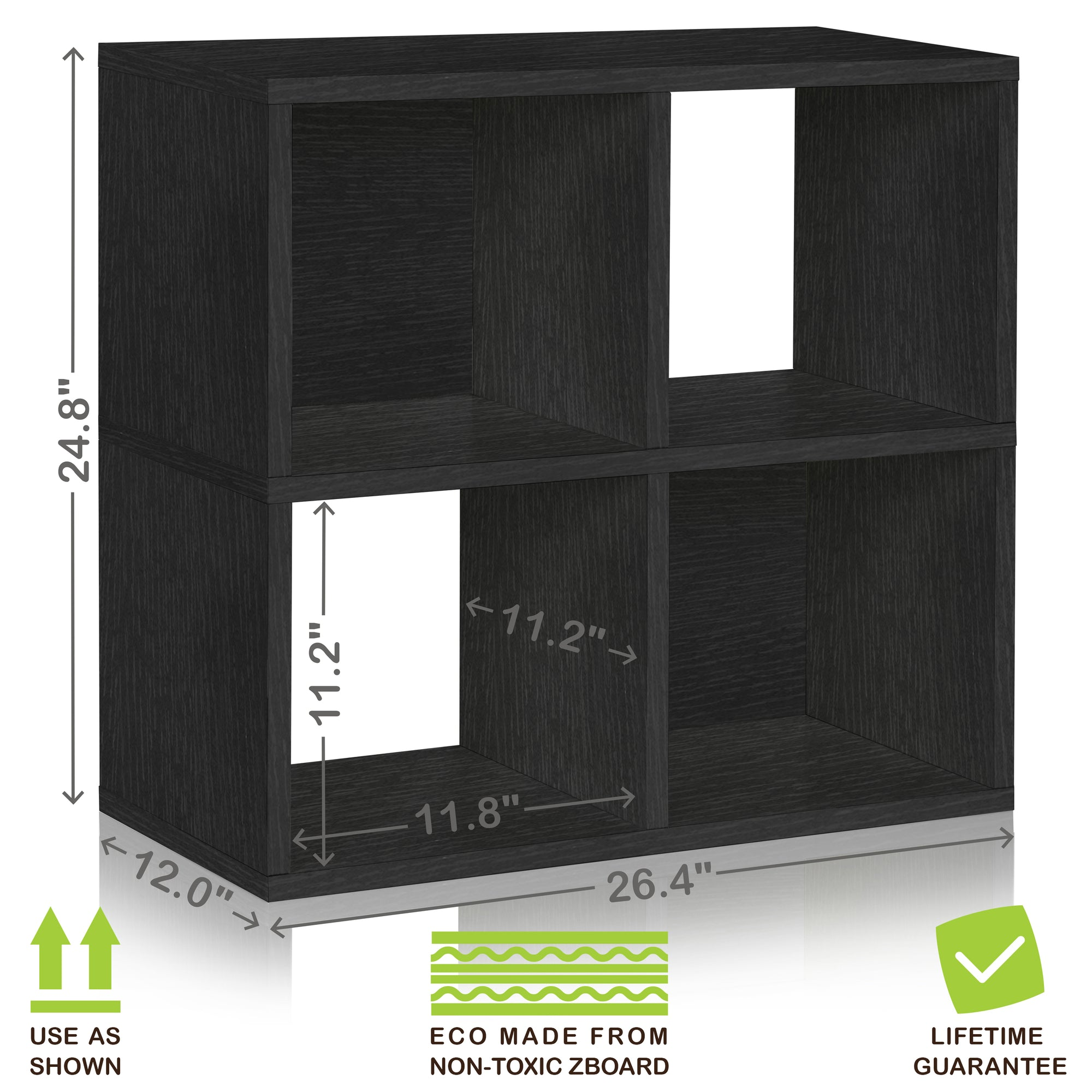 Superieur Black Bookshelves, Black Storage Cubes, Black Cube Storage, Black Cubbies, Black  Cubby