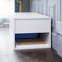 white cat litter box table, white cat litter box furniture, white cat litter enclosure, white modern cat litter box, white cat litter furniture, white cat litter, white best cat litter, white kitty litter, white litter box, white cat litter box, white best kitty litter, white best litter box, white kitty litter box, white cheap cat litter, white covered litter box,