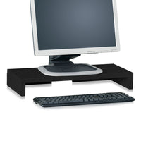 Monitor Stand, Black