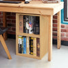 natural under desk shelf, natural under desk shelving, natural under desk storage, natural under desk storage cabinet