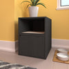 Cat Litter Box Duplex, Black