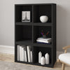 black bookshelves, black storage cubes, black cube storage, black cubbies, black cubby storage, black storage rectangle, black cube bookcase, black stackable storage rectangles, black rectangle shelving, black modular shelving, black rectangle bookcase, black closet organizer, black stackable shelves