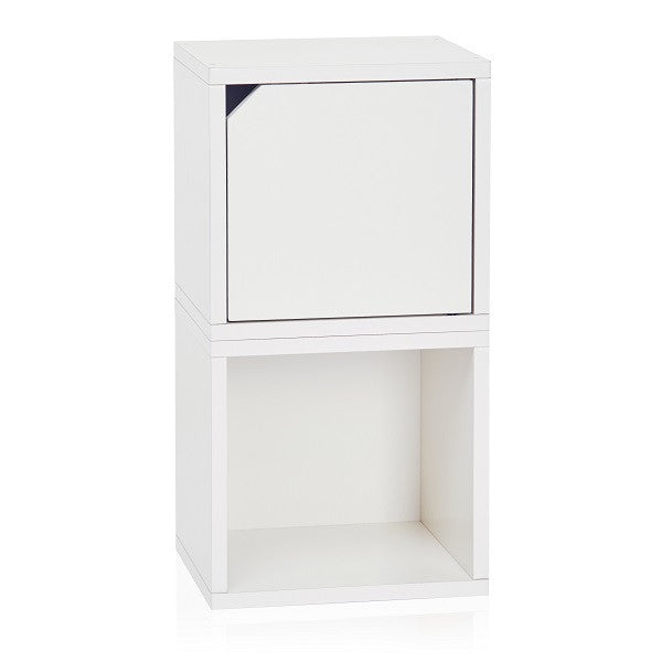 White Bookshelves, White Storage Cubes, White Cube Storage, White Cubbies, White  Cubby