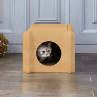 Cat House, Natural