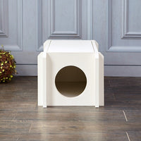 Cat House, Natural White