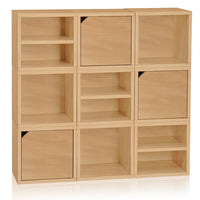 natural bookshelves, natural storage cubes, natural cube storage, natural cubbies, natural cubby storage, natural storage cube, natural cube bookcase, natural stackable storage cubes, natural cube with shelf