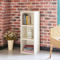 Wynwood 3-Cube Organizer, Natural White